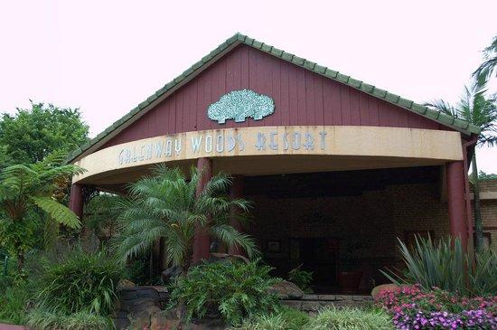 aha Greenway Woods Resort: Außenansicht