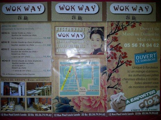 Wok Way : Divers