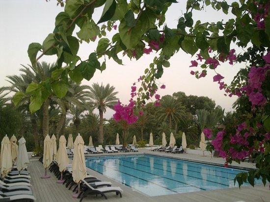 Club Med Djerba la Douce: vue piscine du bar
