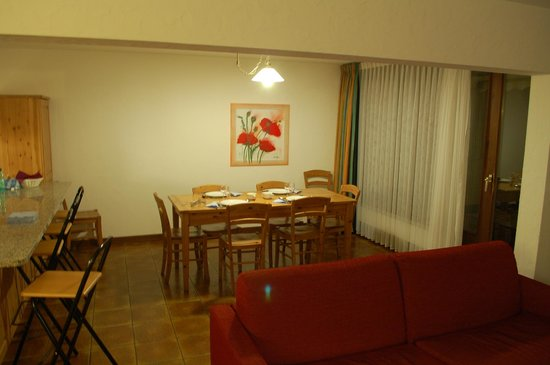 Residence Panorama Villars: Living