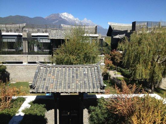 Banyan Tree Lijiang: spa suite