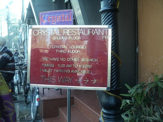 Crystal Restaurant (G.F)