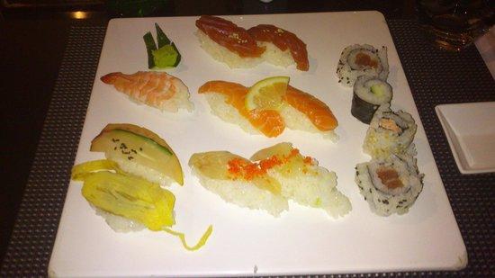 Kaoru: Piatto di Sushi