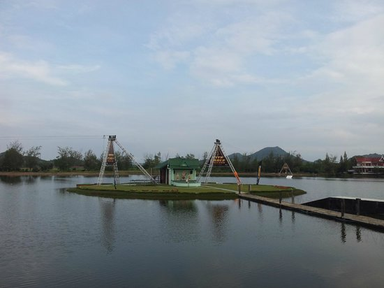 Kite Cable Thailand: Kite Cable Playground
