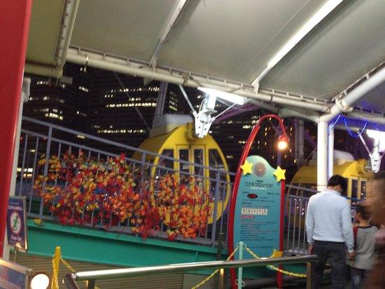 Yokohama Cosmo World : ゴンドラ