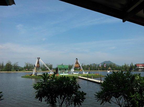 Kite Cable Thailand: Kite Cable Pranburi
