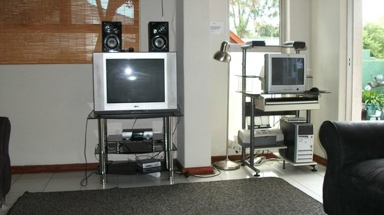 HomeBase Melville: TV lounge