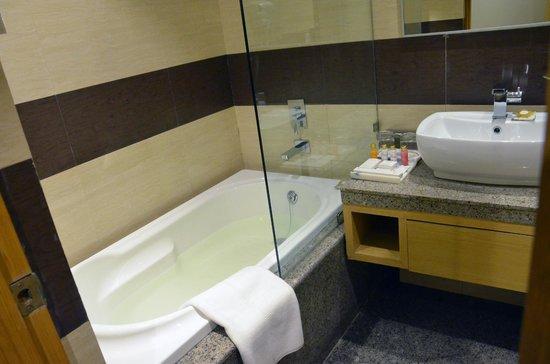 Ramada Neemrana Jaipur Hwy: Bathroom
