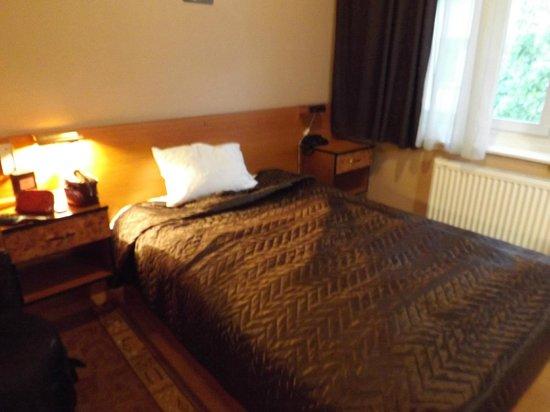 Villa Hotel Kristal: мой номер