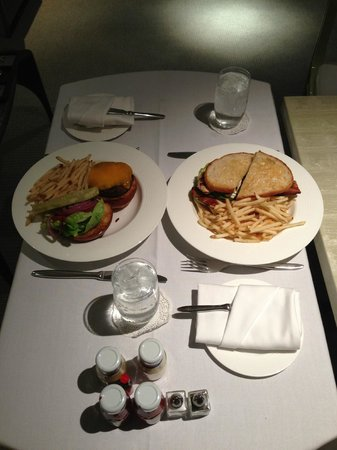 The London West Hollywood: Room service