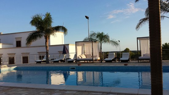 Antica Masseria Jorche : Relax in piscina