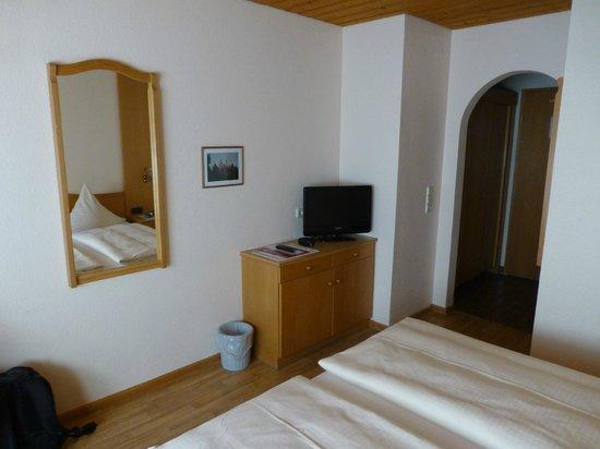 Altstadthotel Zum Hechten: Zimmer