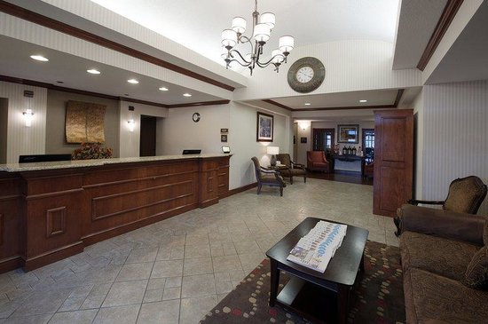 BEST WESTERN PLUS Clearfield: Lobby