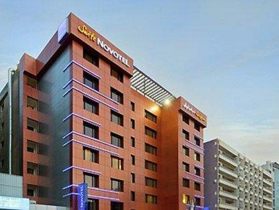 Novotel Suites Riyadh Olaya: Exterior