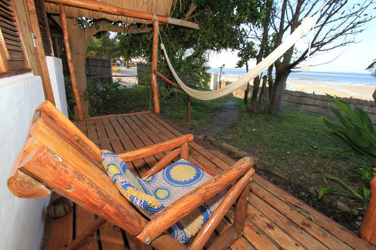 Baobab Beach Backpackers: Beach Front Chalet