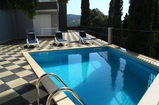Apartments Didan: Pool