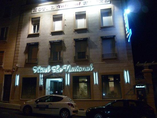 Hotel Le National : Façade