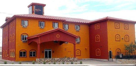 Sleep Inn El Paso: Exterior