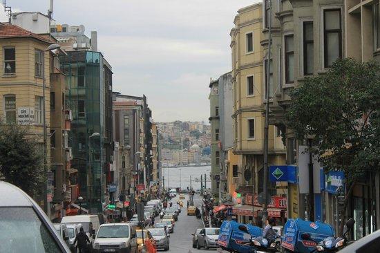 Istanbul Holiday Hotel: вид из номера
