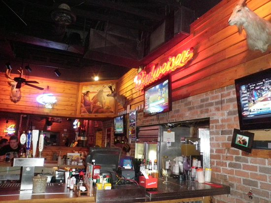 Texas Roadhouse : inside