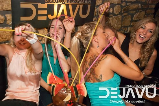 Dejavu Music Club Prague