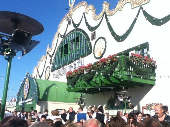 Bier- und Oktoberfestmuseum : Augustiner - *the* beer of Munich