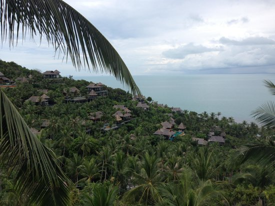 Four Seasons Resort Koh Samui Thailand: the villas