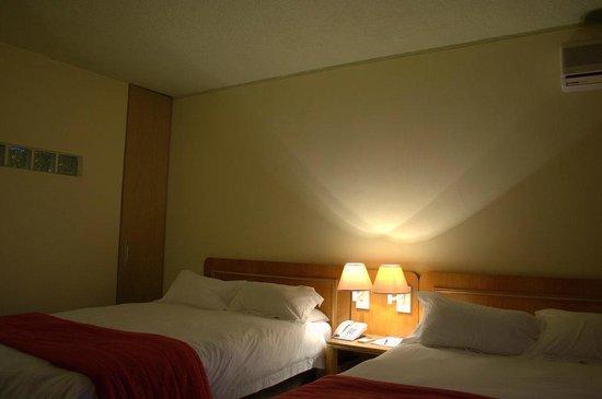 Summerstrand Hotel: Zimmer