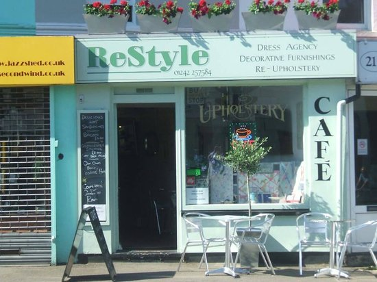 Cafe Restyle