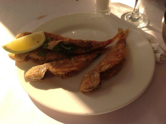 Restaurant Chez Sauveur : I like fried one.