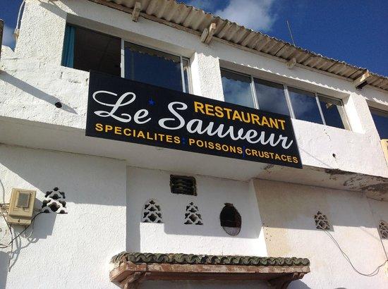 Restaurant Chez Sauveur : Restaurant