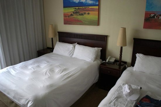 The New Tulbagh Hotel: Zimmer