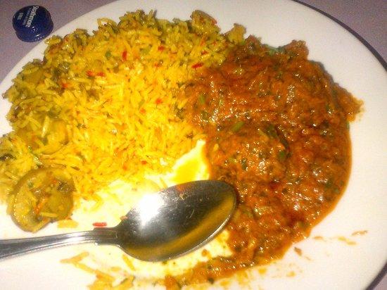 Priyas Palace: Lamb Kofta Meatballs
