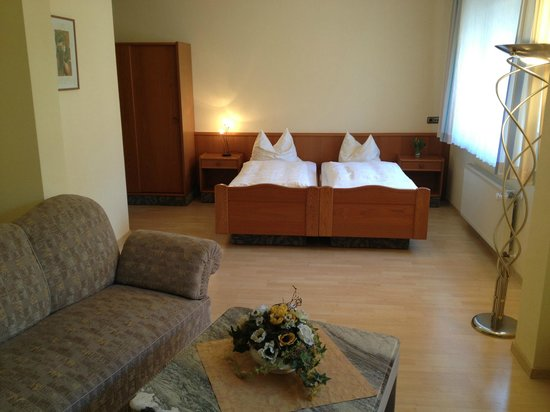 Hotel Einhorn: Appartement