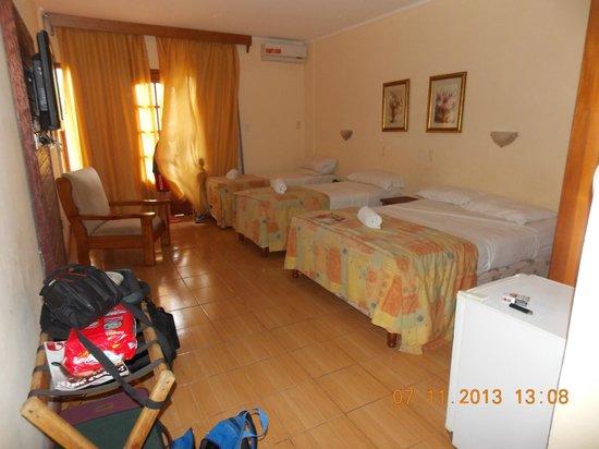 Hotel Carmen Iguazu : habitación 127