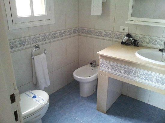 Club Vista Serena : Clean bathroom