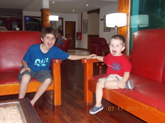Hotel Carmen Iguazu : ingreso al hotel Carmen