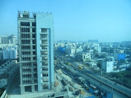 Radisson Hyderabad Hitec City : view