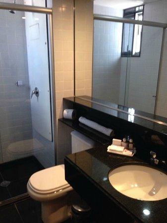 Promenade BH Platinum: Banheiro