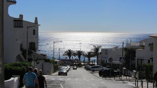 Muthu Clube Praia da Oura: lovely view