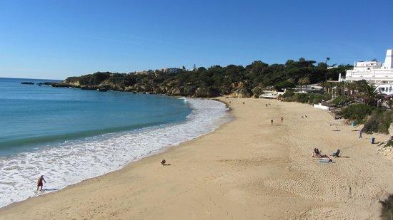 Muthu Clube Praia da Oura: look at that view