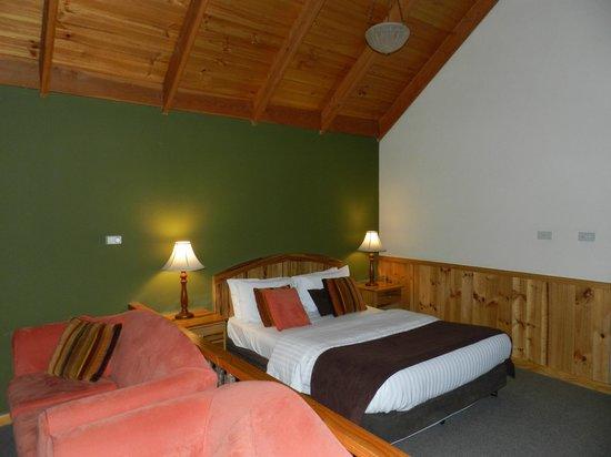 Lemonthyme Wilderness Retreat: Bedroom
