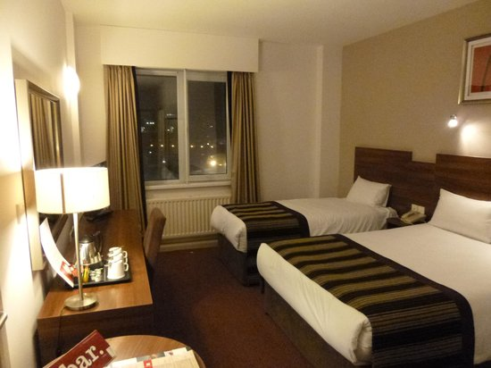 Jurys Inn Newcastle: Room