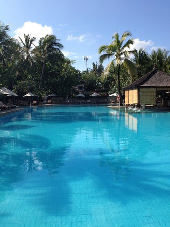 Padma Resort Legian: Loved the pools