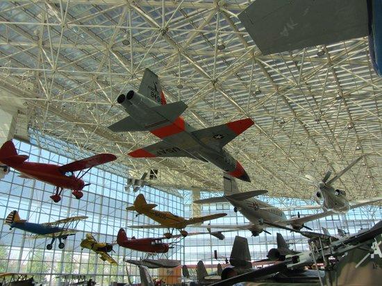 The Museum of Flight: В музее авиации