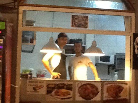 Club Sunsmile: chefs