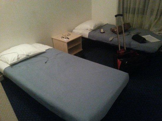 Appart'City Paris Blanc-Mesnil : Beds