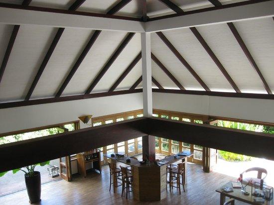 Copolia Lodge: Common area