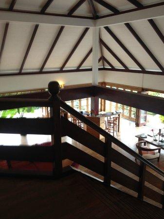 Copolia Lodge: Commin area