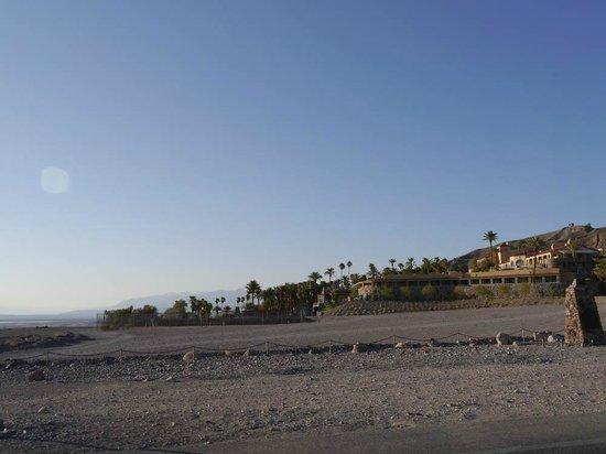 The Inn at Death Valley: Anfahrt zum Inn